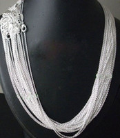 Wholesale Promotions sterling Silver mm Rolo Chain inch sterling silver chain necklace C5