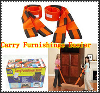 Wholesale Moving Straps Forearm Delivery Transport Rope Belt Home Carry Furnishings Easier box by Fedex