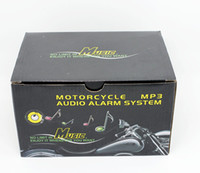 Wholesale Multifunctional Remote Control Anti Theft Alarm System Motorcycle MP3 Audio Alarm System Best price