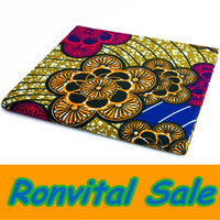 Wholesale GHANA PATTERN DESIGNER PERSONAL RECOMMENDATION african real wax fabric for event celebration yards Item No Y329