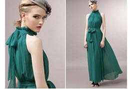 Wholesale 2013 summer excellent quality elegant fashion long style SEXY dew shoulder chiffon formal maxi evening dress