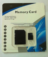 Wholesale 16GB Class Memory SD Card TF Memory Card with Free Retail Blister Package