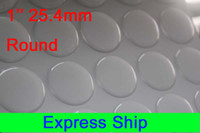 Wholesale clear epoxy sticker inch D crystal Bottle caps sticker