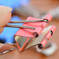 Wholesale Purse binder clip multicolour pieces bag