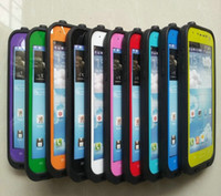 Wholesale Redpepper Waterproof Case For Samsung Galaxy S4 i9500 Water Shock Dust Proof With Retail Package