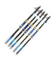Wholesale Lure Rod Fishing Rod Sea Rod Boat Rod Fishing Tackle Telescoping Rod China guide wheel seat five size m m m m m