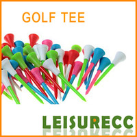 Wholesale European and American best selling golf tee golf tee plastic golf TEE Mixed packaging