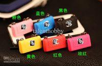 Wholesale fashion bag style earphone jack plug anti dust plug for mm phone