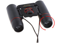 Wholesale X60 Zoom Mini Binoculars Telescope Folding Day Vision126m m with Retail Box