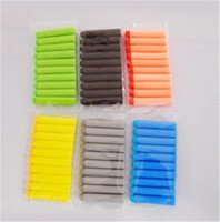 Wholesale Lowest Price Nerf darts tag refill pack n strike soft bullets suction blaster