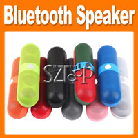 Pill Wireless Portable Speaker Lightweight Bluetooth Audio S...