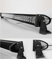 beam marin - 42inch POWERFUL LM W Spot Flood Combo LED work light bar V Watterproof LED offroad driving ight bar CAR TRUCK WD JEEP MARIN
