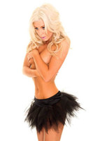 Wholesale Tutu Skirt for Women Sexy Underwear Black Tulle Dress Elastic Waist Mini Skirt Hot Sale New Arrival Discount