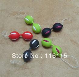 Wholesale 10ps Ben wa Geisha Love ball sex toy Benwa Smart balls Kegel Exercise vaginal bead love ball Virgin trainer