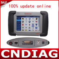 Wholesale 100 Original Auto Scanner Autel MaxiDas DS708 New Arrival Auto diagnostic tool Autel Maxidas DS708