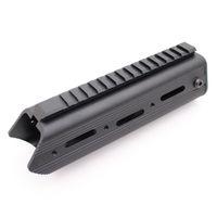 ar15 - Drss Badger Ordnance Stabilizer Handguard AR15 Carbine Length Short Black CS BK