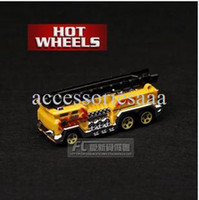 5-7 Years Car Metal MOQ is $10 (mixed )11 5Alarm fire truck car series alloy car toy classic vintage car model of the wholesale free shipping