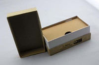 Wholesale Cell Phone Boxes for samsung s4 i9500 s3 iphone s iphone empty box only
