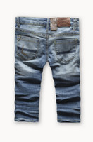 Wholesale hot sale spring and summer children s jeans baby blue jeans girls pants soft trousers boys jeans