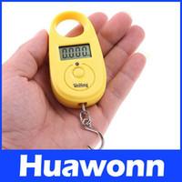 China (Mainland) Pocket Scale <50g Freeshipping 15kg*5g Mini Digital Hanging Lage Fishing Weighing Scale