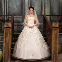 Cheap Model Pictures Ball Gown Wedding Dresses Best Satin MaiHao are Wedding Dresses