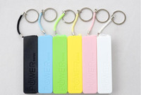 Power Bank 6 colors yes 2600MAH Perfume Mobile Power Charger Portable Power Bank Power Battery for iphone 4 5 samsung S3 S4 charger station for mobilephone