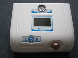 Wholesale 2013 new in1 Diamond Microdermabrasion Cavitation Microcurrent bio Photon Led Beauty High frequency vacuum massage skin peeling Machine