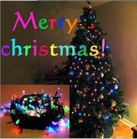 Wholesale Solar lamps LED String Lights Decoration For Halloween Christmas Tree birthday Party Outdoor Garden home