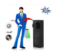 Wholesale spy button camera hot selling HD x480 Mini Button Pinhole Camera Hidden DVR Camcorder FPS spy mini camera AF02