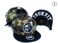 Wholesale 10 New Brand Trukfit Baseball Snapback hats Hip Hop snapbacks caps Sports caps Adjustable hats for Man and Woman Various Types