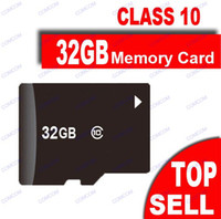 Wholesale Class GB Micro SD Card TF Memory Card GB Flash Micro SD SDHC Cards Adapter Retail Package OR White Plastic Case Free U090Q