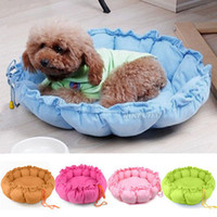 Wholesale New Warm Soft Pet Puppy Dog Cat Pumpkin Bed Cushion Nest Mat Cushion House Sofa