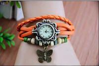 2016 Fashion Women' s Rope Retro Watch Quartz bracelet w...