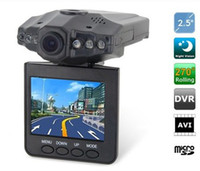 Wholesale car dvr with quot Color LCD degre IR LED Car dvr recorder hot selling car camera for safe QP03