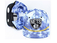 Wholesale mitchell And Ness The Blue Acid Wash Denim caps baseball mitchell amp ness Snapback Hats sports teams hats fifty fitted adjustable caps