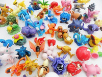 Free Shipping New Designer Kids Toys 72pcs lot 2- 4cm PVC Min...