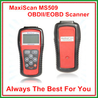 Wholesale MS509 Automotive Diagnostic Equipment Scanner Detector OBD SCANTOOL MS509 Car Fault Detector