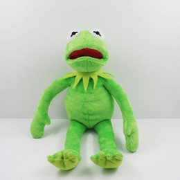 Wholesale The Muppet Show Kermit Frog Plush Toys cm stuffed doll toys