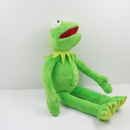 Wholesale The Cute Muppet Show Kermit Frog Plush Toys cm stuffed doll toys