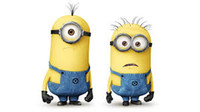 Wholesale customized minions from despciable me mascot costume