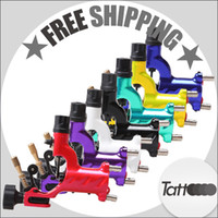 1 Piece Other Material Machine Rotary Machine Rotary Tattoo Motor dragonfly guns Machines V2 Liner & Shader For Tattoo Kits Supply 7 color available