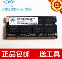 Wholesale South asia nanya g ddr2 pc2 laptop ram bar
