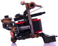 1 Piece custom tattoo machines - Professional Luo s handmade hollow out tattoo machine custom tattoo sun supplies