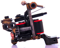 Wholesale Professional Luo s handmade hollow out tattoo machine custom tattoo sun supplies