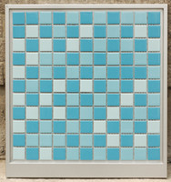 Wholesale Ceramic Mosaic Tile for swimming pool mm per grain