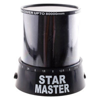 Wholesale New Novelty Items New Amazing LED Star Master Light Star Projector sky Led christmas decoration