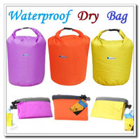 Wholesale High quality L Outdoor Waterproof Dry Bag for Canoe Kayak Rafting Camping Dropshipping