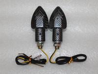 Wholesale LED Universal triangular motorcycle Turn Signal Light indicator triangular