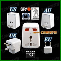 None   Spy Socket Plug Camera Motion Detection Universal Travel Power Plug Adapter Charger BD-300 Hidden Camera Recorder