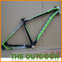 Wholesale MOSSO XC bike frame aluminum mountain bike frame bicycle frame with seat tube clamp